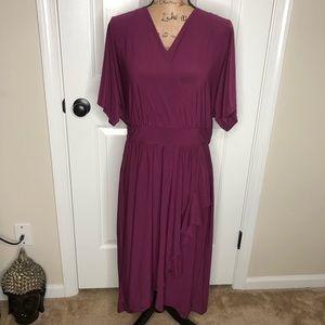 Love Squared Wrap Dress Size 1X